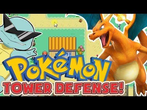 CHARIZARDS OP MOVE!? - POKEMON TOWER DEFENSE!