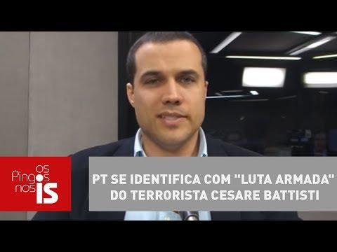 Felipe Moura Brasil: PT Se Identifica Com
