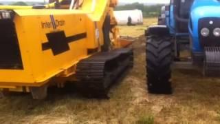 Whites drainage trencher