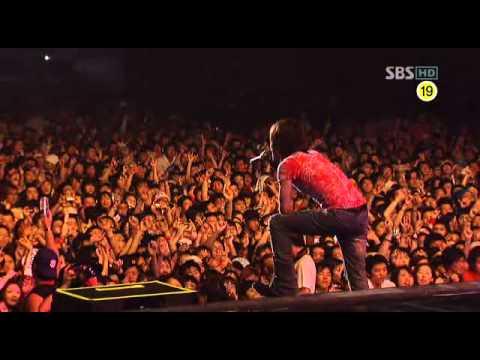 LIVE- L'Arc En Ciel    New World  INCHEON PENTAPORT ROCK FESTIVAL 2007