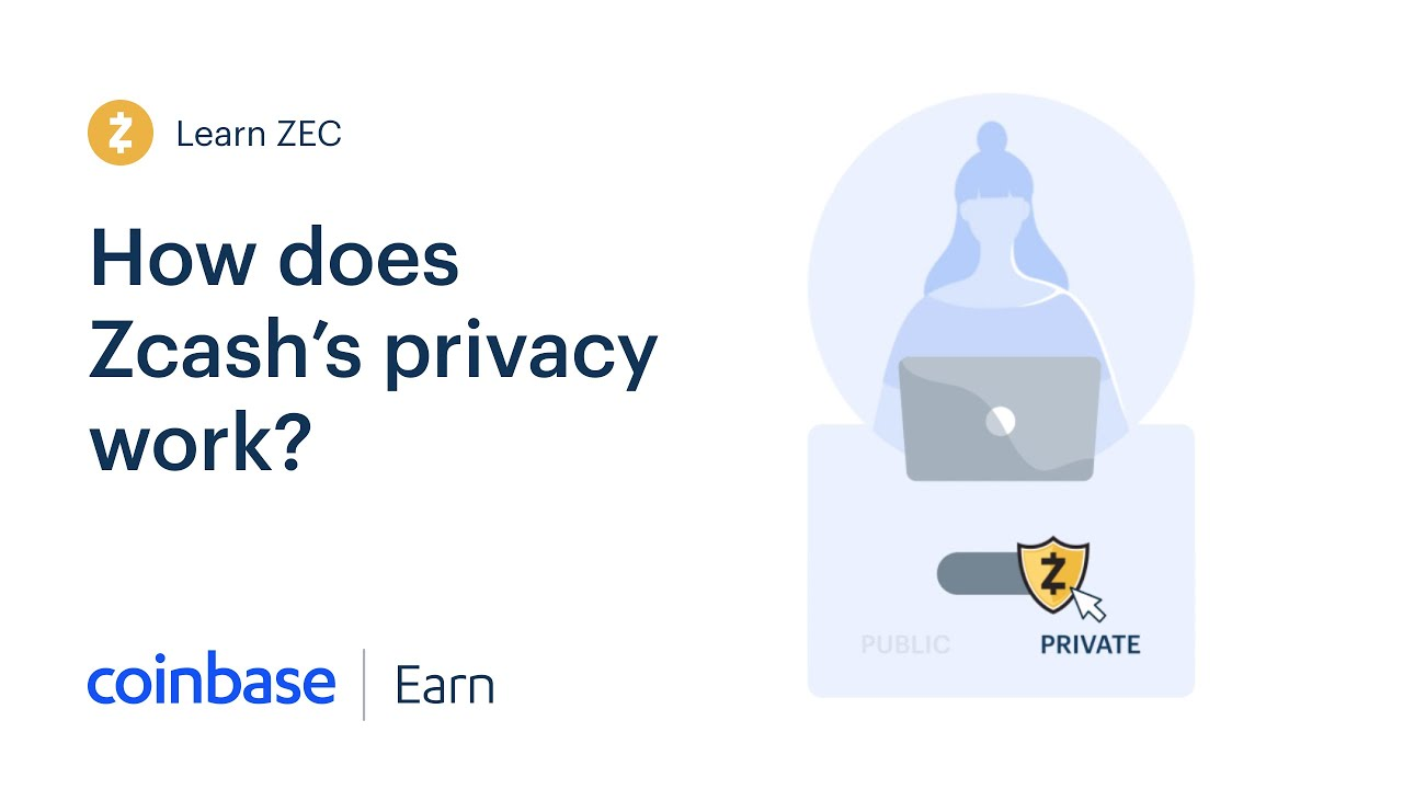 Coinbase Earn: How Does Zcash's Privacy Work? (Lesson 3 of 3)