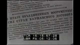 LN 501 534 Soviet Coverage Cuban Missile Crisis  footagefarm.com