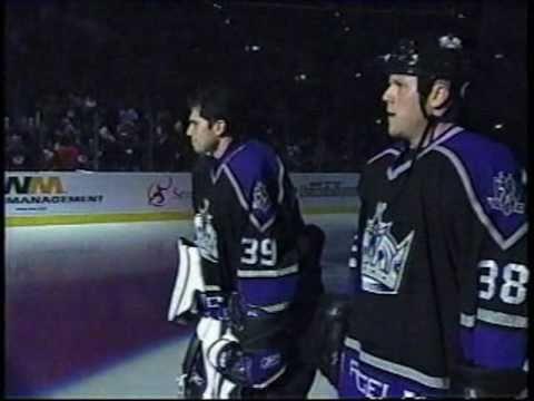 LA Kings - 2006 Opening Night Lineup