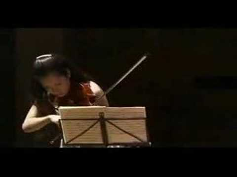 J.S.Bach Viola Da Gamba Sonata No.1 in Gmajor BWV1027 4thmov
