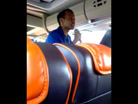 GUIDING TECHNIQUE - TOUR GUIDE IN THE BUS - IRFAN SURYANA Yogyakarta to Semarang