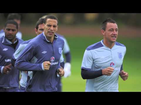 Rio Ferdinand: 'I would play alongside John Terry for England'