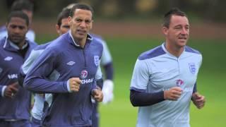Rio Ferdinand: 'I Would Play Alongside John Terry For England'