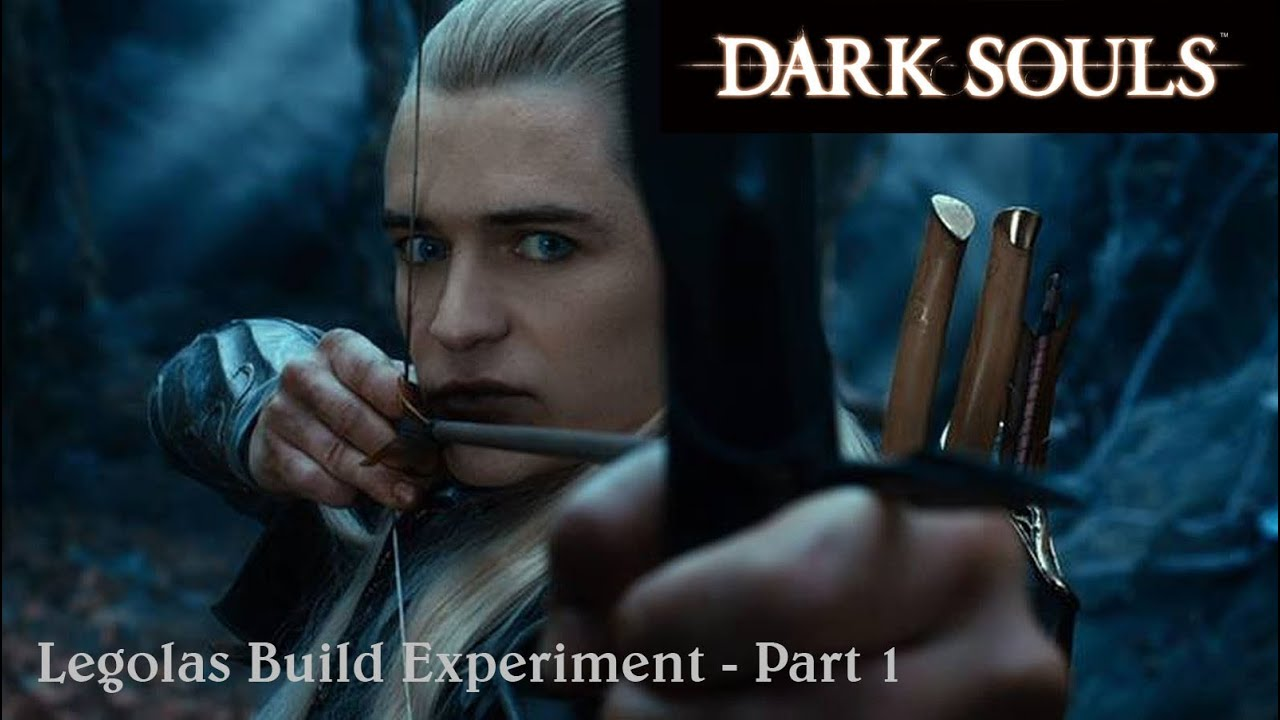 Download Dark Souls - Legolas Build Experiment - Part 1