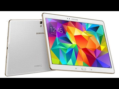 How to: Samsung Galaxy Tab S 10.5 Charging Port Replacement