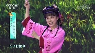 [梨园闯关我挂帅]黄梅戏《打猪草》选段 演唱:安与骑兵| CCTV戏曲