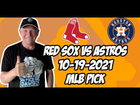 2021 MLB playoffs: Red Sox vs. Astros odds, ALCS Game 4 picks ...