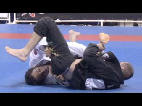 Samuel Braga VS Sebastian Lalli / World Championship 2009