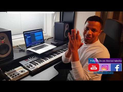 """Baro Sida Loo Sameeyo Somali Music """" How to make somali music """""""