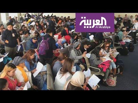 اتفاق بين الكويت و الفلبين لضمان حقوق العمالة  - 22:22-2018 / 3 / 17