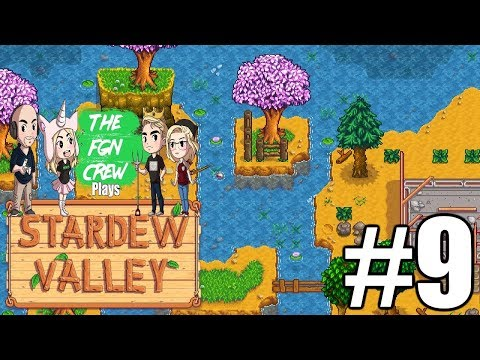 The FGN Crew Plays: Stardew Valley #9 - Linus the Hobo