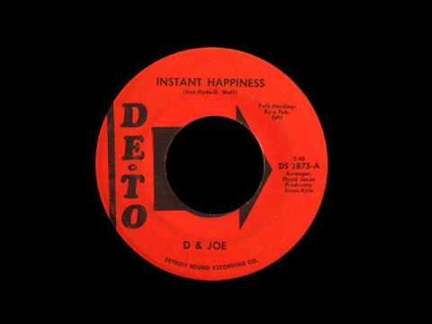 D & Joe - Instant Happiness