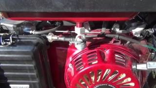 Run any generator on propane or natural gas without any conversion kit