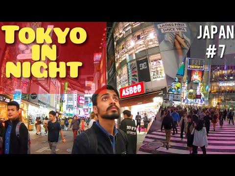 Tokyo in Night