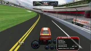 Nascar Racing 2003 - Race 1!