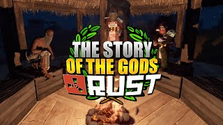 The Story Of The Gods (Rust)