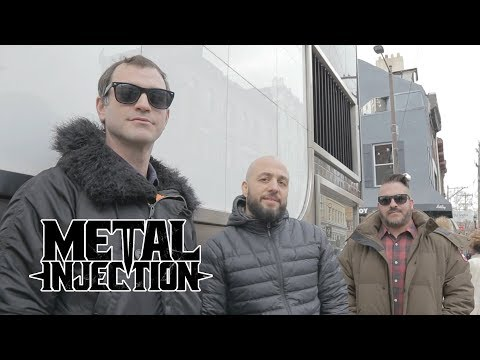 VEXES Searches For The BEST Philly Cheesesteaks in Philadelphia | Metal Injection