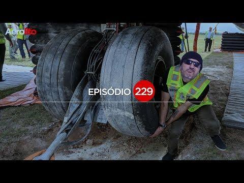 COMO LEVANTAR E RECUPERAR UM AVIÃO EP #229