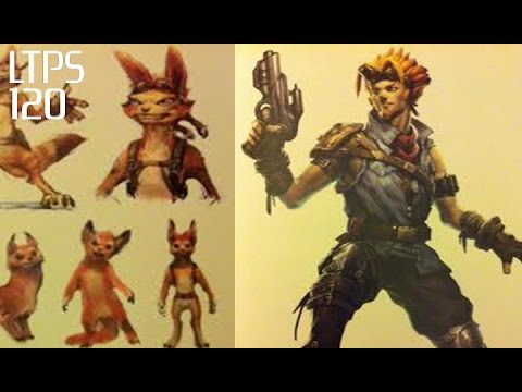 Jak Daxter 4 Concept Art Leaked What The Game Could Have Been Pshome Shutdown Ltps 120