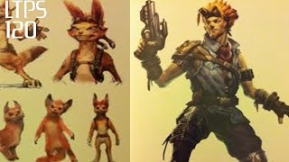 Jak & Daxter 4 Concept Art Leaked!! What The Game Could Have Been. PSHome Shutdown. [LTPS #120]