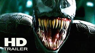 VENOM - Teaser Trailer 2018 (Tom Hardy, Michelle Williams) Marvel Action Movie