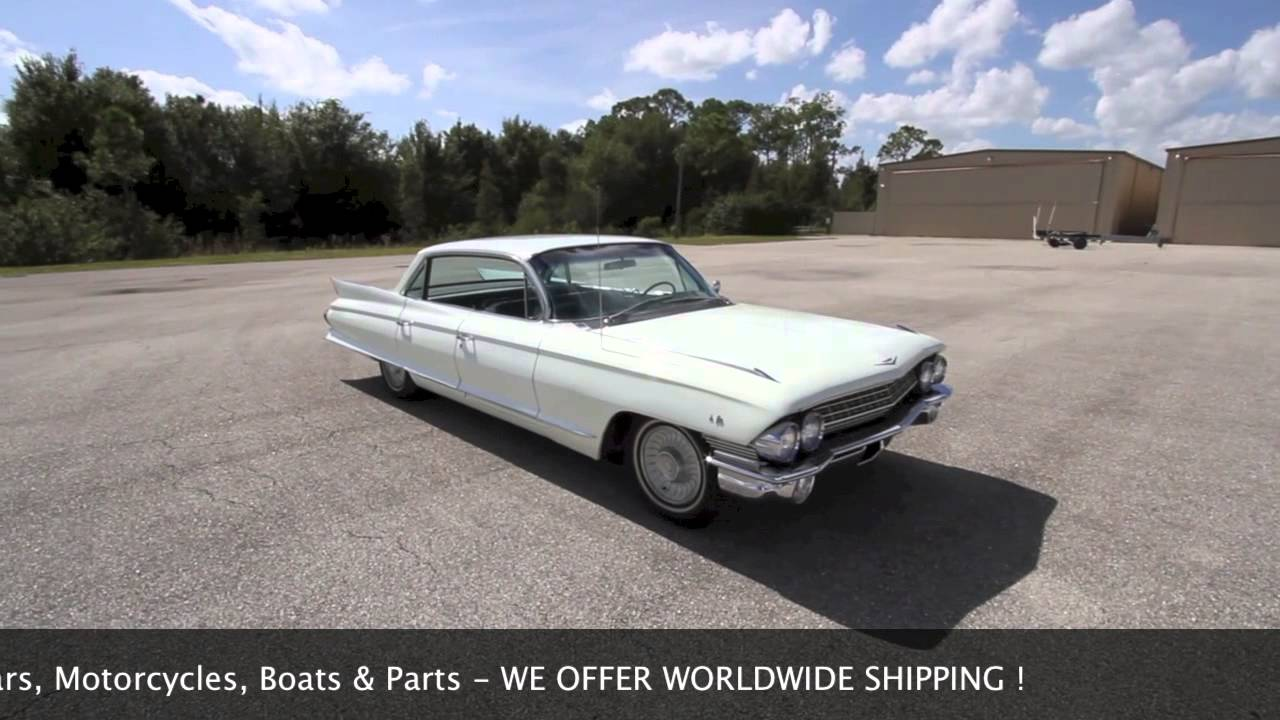 1961 Cadillac Series 62 Deville For Sale By Myvehicle2 Youtube Sedan