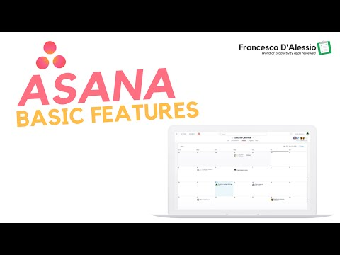 Asana review | features, demo and pricing