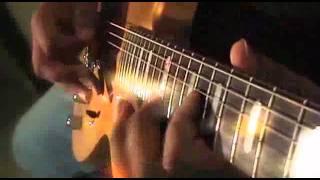 The Green Hornet Guitar version