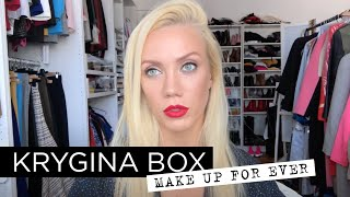 Елена Крыгина Krygina Box x Make Up For Ever