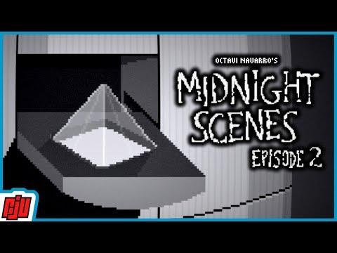 Midnight Scenes Episode 2 | Indie Horror Game | PC Gameplay Walkthrough