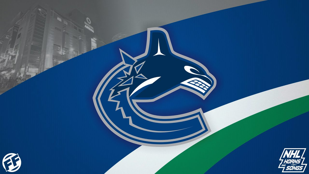 Vancouver Canucks Wallpaper Hd Vancouver Canucks 2015 2016 Goal Horns Almost All Of Them