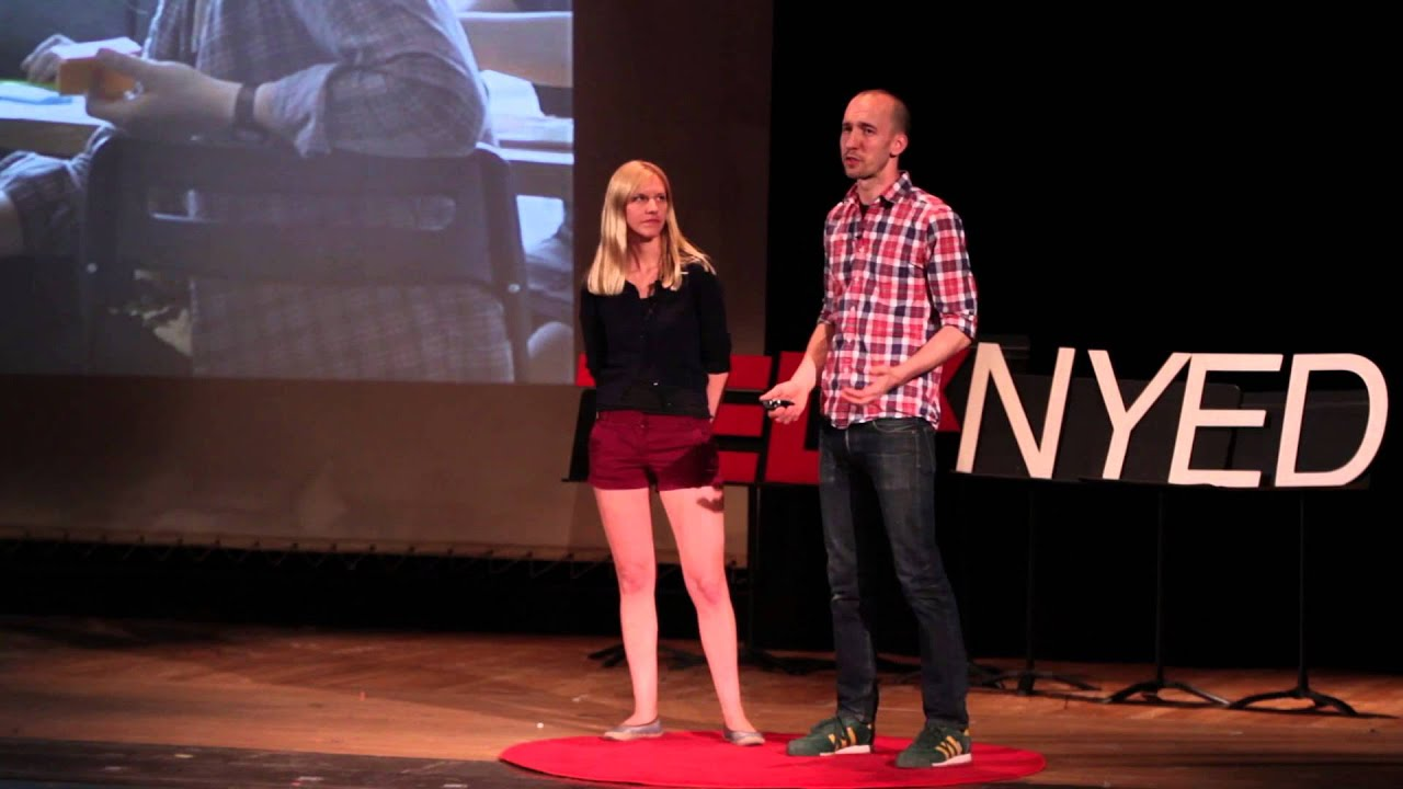 Brooklyn Brainery: Jen Messier and Jonathan Soma at TEDxNYED