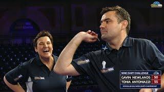 9 Dart Challenge | Four UK MP's battle it out on the World Darts Championship Oche
