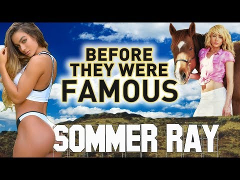 SOMMER RAY - Before They Were Famous - Instagram Model / YouTuber thumbnail