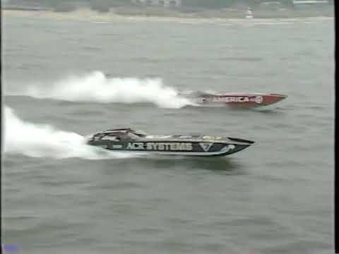 Bob Kaiser/ Errol Lanier - National Offshore Champions - The Race for US-1
