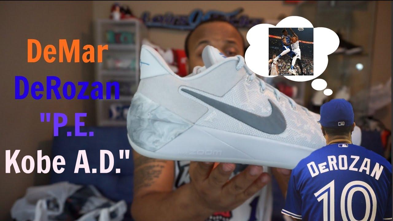 e59a5987800 Nike Kobe A.D. DeMar DeRozan