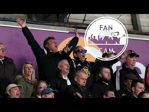 Swans TV - Fan Cam: Norwich