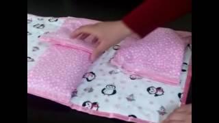 Sürpriz çanta yapımı