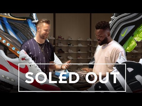 SOLED OUT EP. 3 ft. DARREN BENT | Biggest Sneakerhead Footballers, Dying Hype & Sneaker Rotations