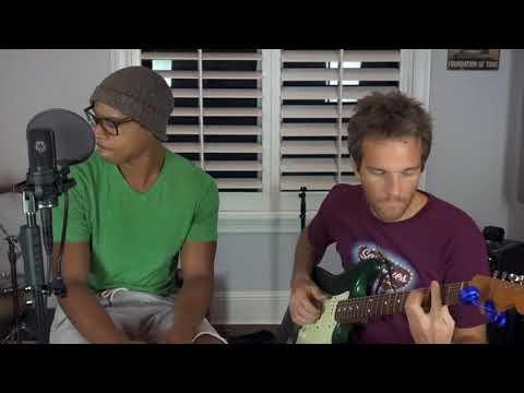 Radiohead Cover - Weird Fishes - Logan And Sean