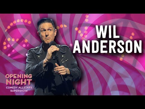 Wil Anderson - 2016 Opening Night Comedy Allstars Supershow