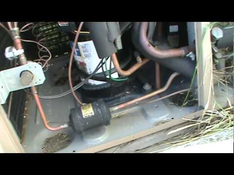 Air To Air Heat Pump Modification Video 1