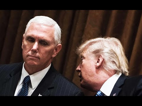 Power-Hungry Pence Feigns Loyalty To Trump