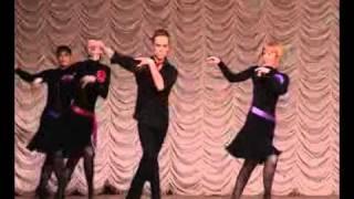 Латина соло видео  Джайв(Отчётный концерт школы танцев МАРТЭ 2010 хореограф Ян www.marte.ru., 2011-09-27T09:23:16.000Z)