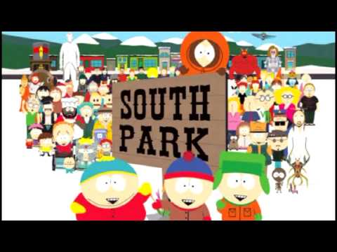 South Park End Credits