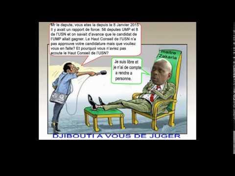 """Djibouti a vous de juegr: Sur la Radio """" Nabad Nantes"""" Dr Abatte VS maitre Zakaria..."""